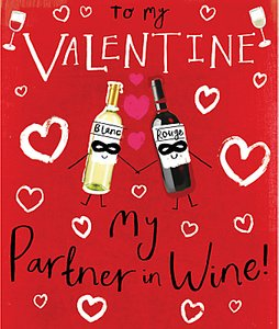 Read more about Cardmix partner in wine valentine s day card