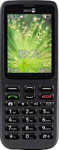 Read more about Doro 5516 smartphone 2 4 3g sim free black