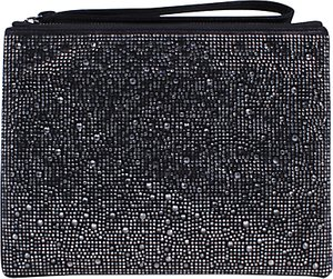 Read more about Carvela gaye clutch bag black