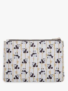 Read more about Fenella smith panda clutch bag
