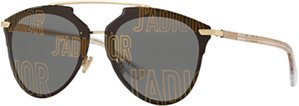 Read more about Christian dior j adior oval sunglasses gold grey