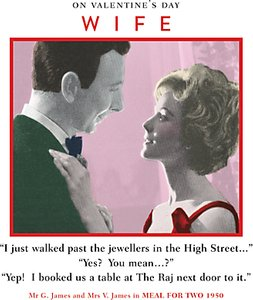 Read more about Cardmix high street valentine s day card