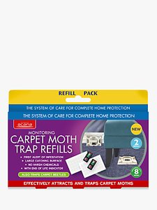 Read more about Acana carpet moth trap refill white