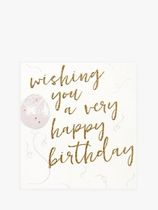 Read more about Caroline gardner balloons birthday card