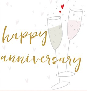Read more about Caroline gardner happy anniversary card