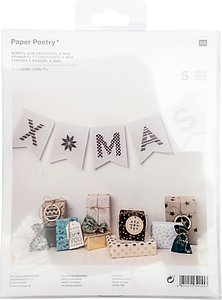 Read more about Rico christmas bunting embroidery kit