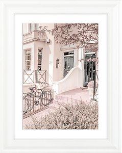 sue fenlon clover patch framed print 37 x 37cm - Shop sue