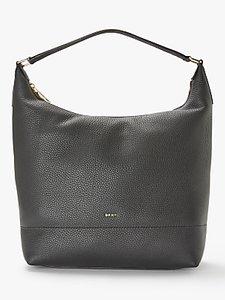 Read more about Dkny bellah large shoulder bag black