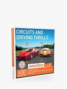 Read more about Smartbox by buyagift circuits and driving gift experience