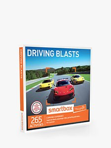 Read more about Smartbox by buyagift driving blasts gift experience