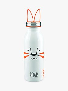 Read more about Aladdin roar stainless steel vacuum insulated water bottle 450ml orange white