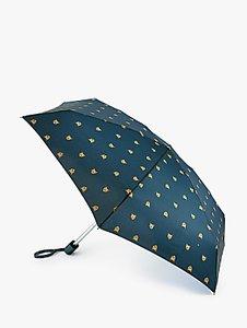 Read more about Fulton freddy fox telescopic umbrella navy multi