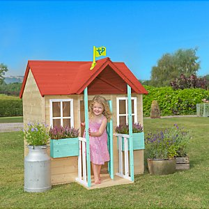 Read more about Tp toys manor playhouse