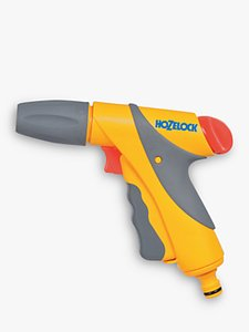 Read more about Hozelock garden hose jet spray gun plus