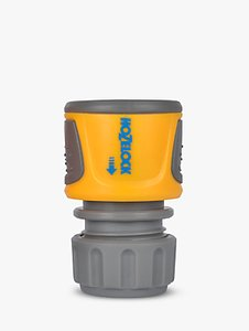 Read more about Hozelock hose end connector yellow
