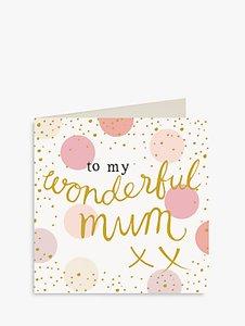 Read more about Caroline gardner wonderful mum birthday card