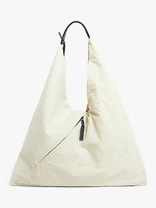 Read more about Kin sana nylon canvas mix hobo bag