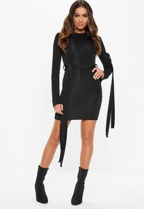 Read more about Fanny lyckman x missguided black parachute dress black