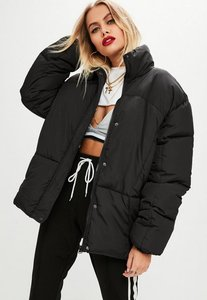 Read more about Back ultimate oversized puffer jacket black