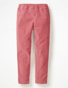 Read more about Cord leggings pink girls boden pink