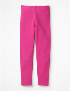 Read more about Plain cosy leggings pink girls boden pink