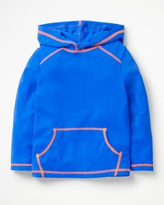 Read more about Hooded rash vest blue boys boden blue