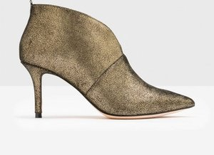 Read more about Alexa heeled boots gold women boden gold