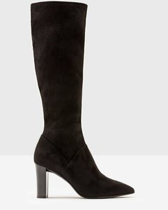 Read more about Pointed stretch boots black women boden black