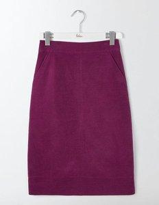 Read more about Camilla midi skirt purple women boden purple