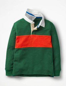 Read more about Rugby shirt green boys boden green