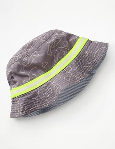 Read more about Fisherman s hat grey boys boden grey