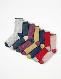 Read more about 7 pack sock box metallic girls boden metallic