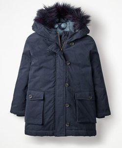 Read more about Cosy parka navy girls boden navy