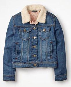 Read more about Borg denim jacket denim girls boden denim