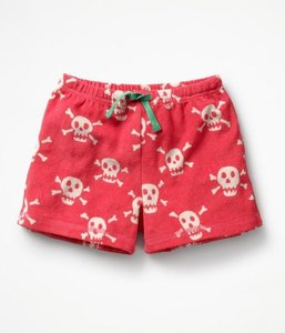 Read more about Adventure towelling shorts pink girls boden pink