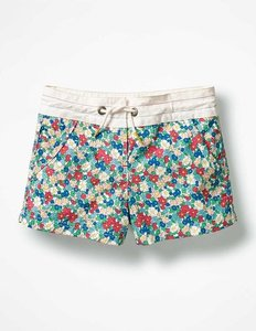 Read more about Patterned board shorts multi girls boden multi