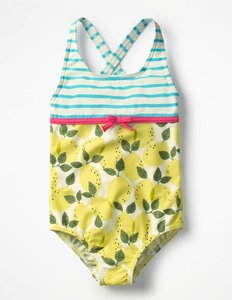 Read more about Hotchpotch swimsuit yellow girls boden yellow