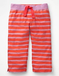 Read more about Cropped sweatpants red girls boden red