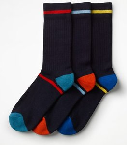 Read more about Chunky weekend socks navy men boden navy