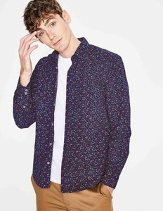 Read more about Floral printed shirt navy men boden navy