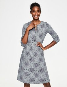 Read more about Briar jersey dress grey women boden grey