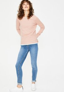 Read more about Cashmere crew neck jumper pink women boden pink