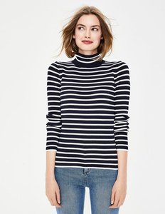 Read more about Tilly roll neck jumper multi women boden multi