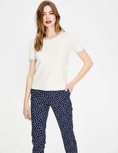 Read more about Favourite knitted top ivory women boden ivory