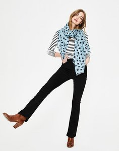 Read more about Marylebone slim bootcut jeans black women boden black