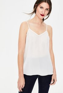 Read more about Silk cami ivory women boden ivory