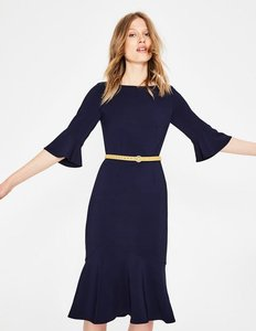 Read more about Flippy pencil dress navy women boden navy