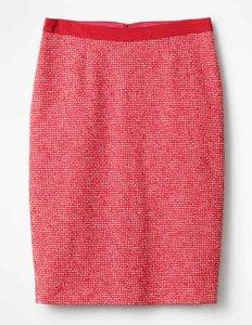 Read more about Textured modern pencil skirt pink women boden pink