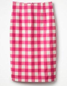 Read more about Richmond pencil skirt pink women boden pink