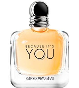 BECAUSE IT'S YOU limited edition eau de parfum vaporizador 150 ml